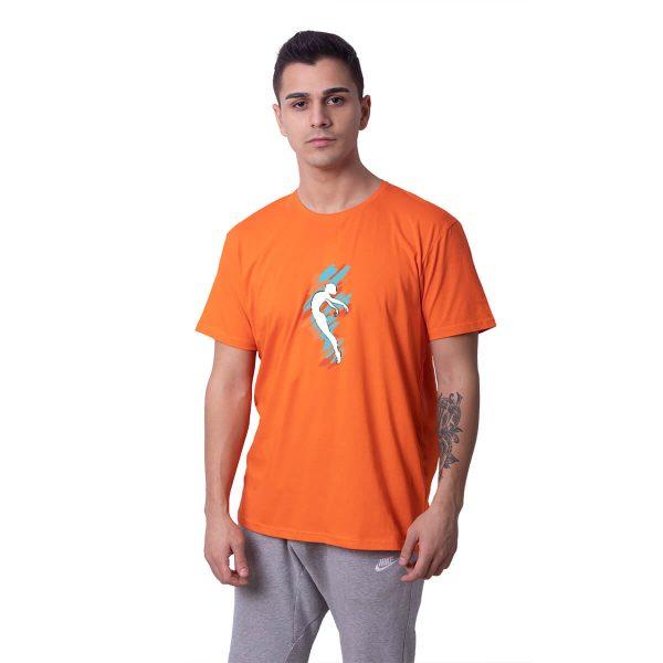 Balerin Beyaz Baskılı Regular Unisex Tişört