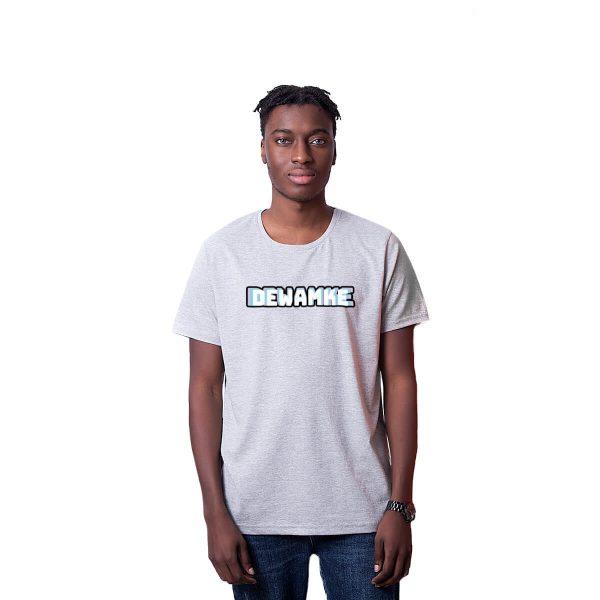 Dewamke Baskılı Regular Unisex Tişört