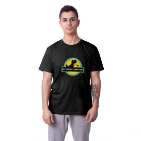 No Internet Connection Sarı Baskılı Regular Unisex Tişört
