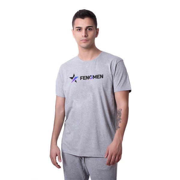 Fenomen Baskılı Regular Unisex Tişört