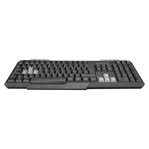 Everest KM-1435 Siyah USB Oyuncu Q Klavye + Mouse