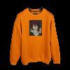 Göksel Kırca Yato Love Baskılı Oversize Unisex Sweatshirt