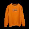 Muhammet YT Team Uzay Baskılı Oversize Unisex Sweatshirt