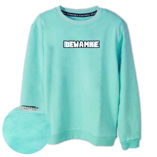 Dewamke Baskılı Çocuk Sweatshirt