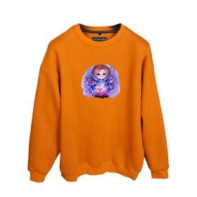 Erenay Bey Büyü Masası Baskılı Oversize Unisex Sweatshirt
