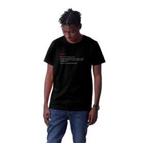 Porçay - Parodi Baskılı Regular Unisex Tişört