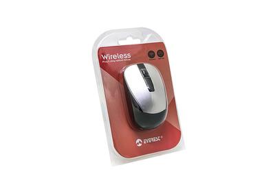 Everest SM-834 Usb Gümüş 800/1200/1600dpi Optik Kablosuz Mouse