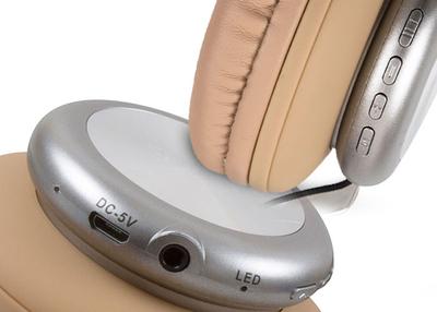 Snopy SN-BT34 Lucky Kahverengi Tf Kart Özellikli Bluetooth Kulaklık