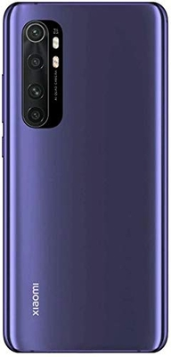Xiaomi Mi Note 10 Lite 128 GB Mor (Xiaomi Türkiye Garantiili)