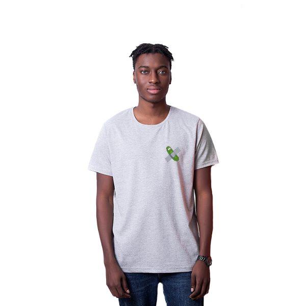 Bantlı Turşu Baskılı Regular Unisex Tişört
