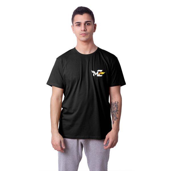 Melih Zeyrek MZ Baskılı Regular Unisex Tişört