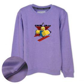 OS Ekibi Çocuk Adam Kırmızı Baskılı Çocuk Sweatshirt