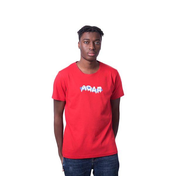 AQAR Baskılı Regular Unisex Tişört