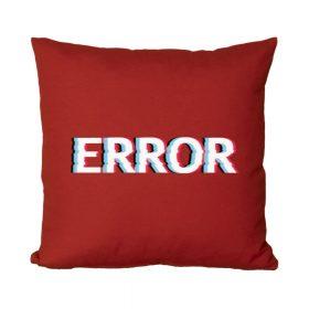 Error El Yapımı Boncuk Silikon Dolgulu Kırlent Yastık